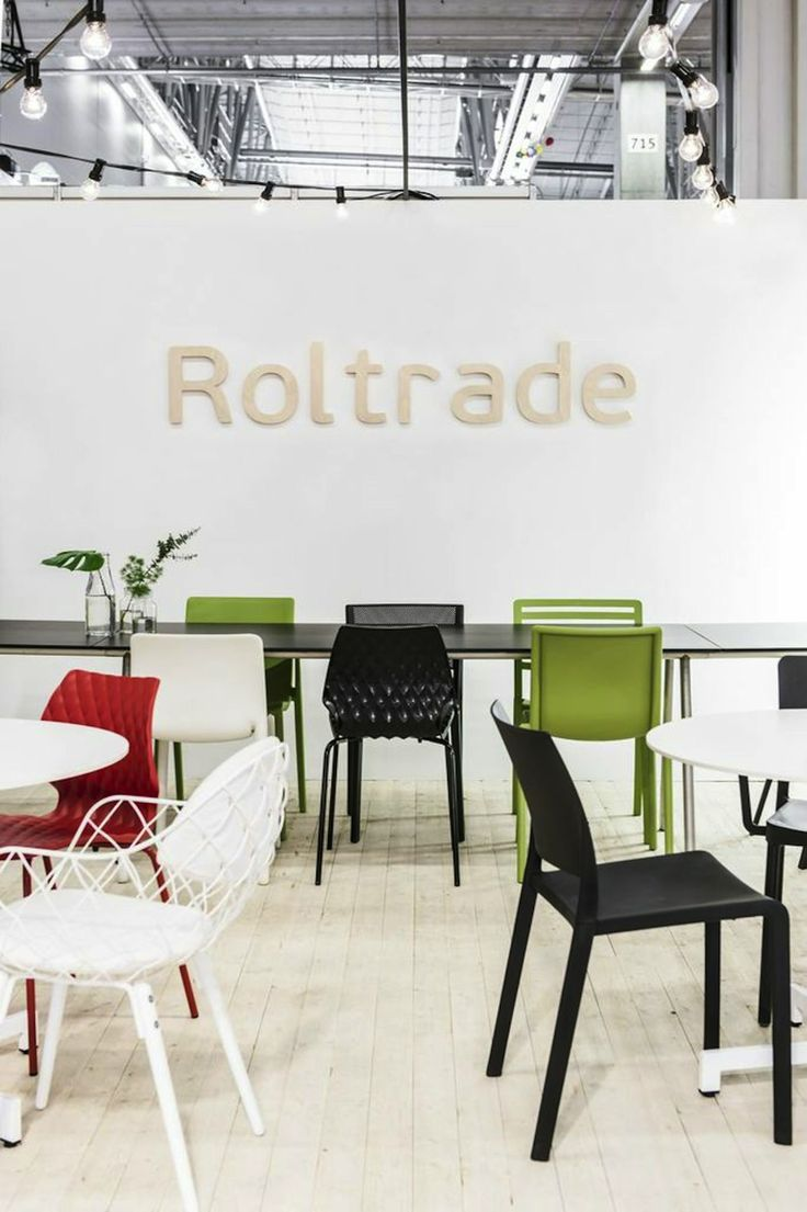 Roltrade Fair Stand, Gastro 2014. Design by Laura Seppänen with Apricus. Photos: Pauliina Salonen.