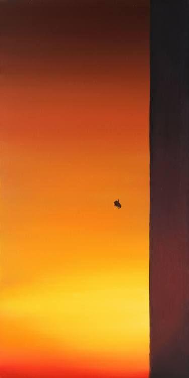 """Saatchi Art Artist sebastian sleczka; Painting, """"Newton"""" #art"""