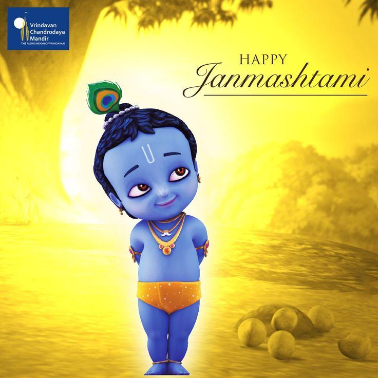 The Divine #LordKrishna (#Janmashtami 2016) - Celebrate Janmashtami with Natkhat Krishna! #HappyJanmashtami