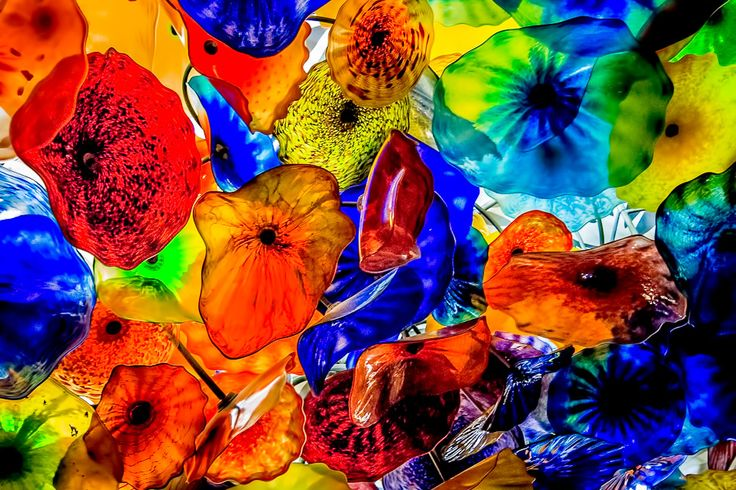 glass flower in vagas | Glass Flowers