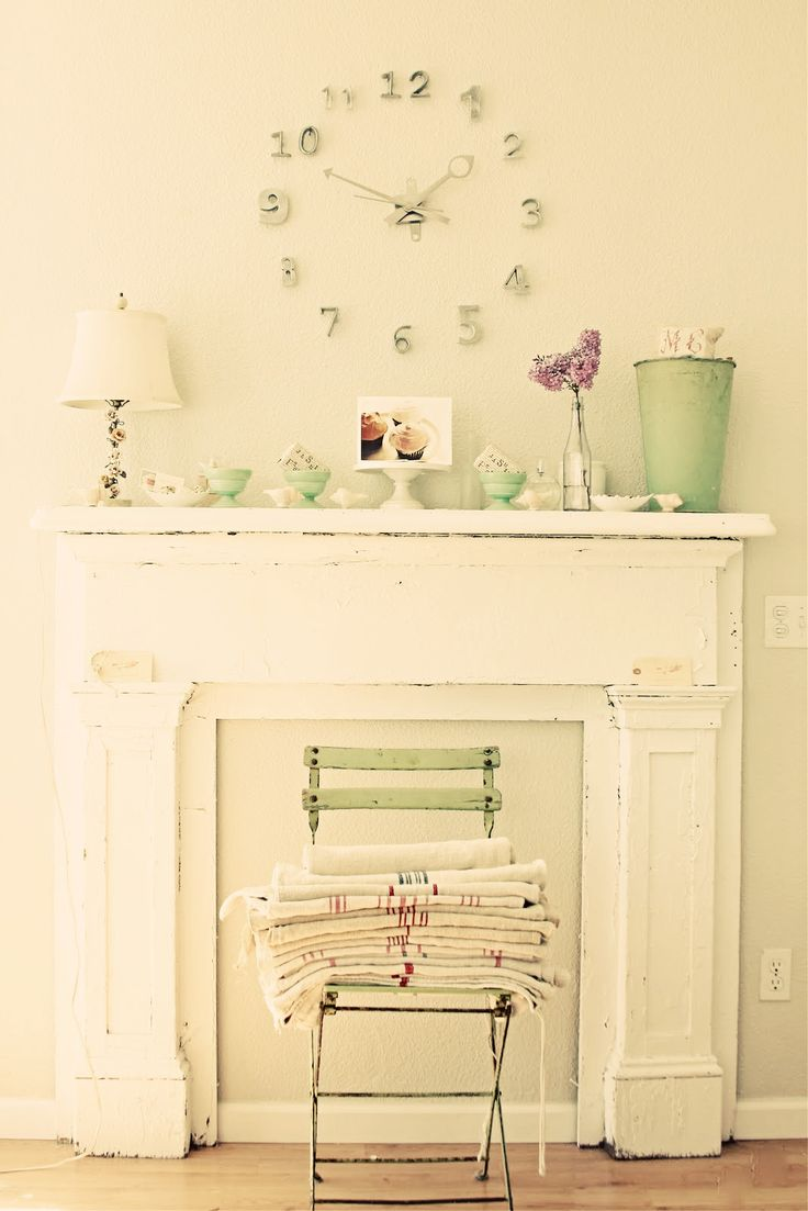 These 6 Pieces Of Colorful Furniture Are Absolute Must Haves: 1000+ Images About Repurposed Mantels On Pinterest