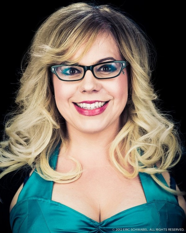 Kirsten Vangsness - in my headcanon for Trek, she would play one of Scotty's sisters.... Re-Pin