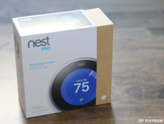 Here's how to install the Nest thermostat in your own home.