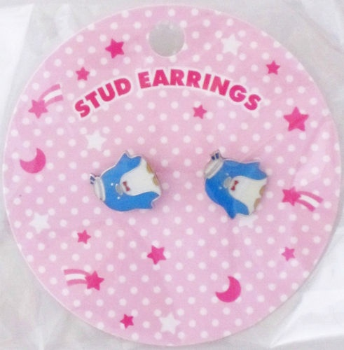 Sanrio Hello Kitty's Friends Assorted Characters Stud Earrings Your Choice | eBay