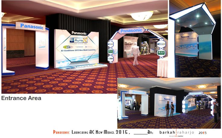 PANASONIC AIR CON new model Launch Page01