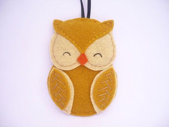 CUSTOM ORDER - felt ornaments