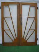 art deco security doors - Google Search  could also use half as a single door