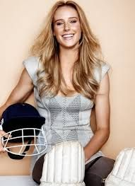 Ellyse perry...can I just be her?!