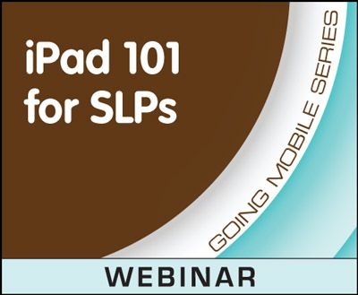 [WEBINAR] Sean Sweeney will teach you key tricks for applying the iPad in clinical settings