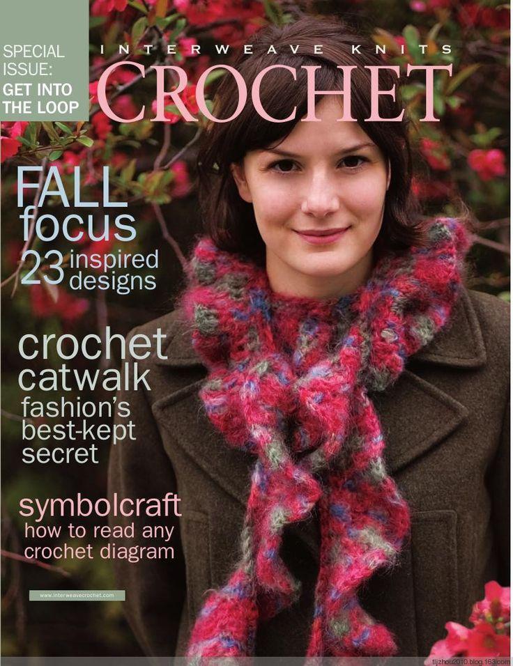 Interweave Crochet 2005 秋 - 紫苏 - 紫苏的博客