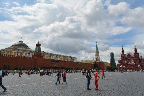 Красная площадь – главная достопримечательность России, известная на весь мир. История Красной площади, собор, памятники, архитектура.