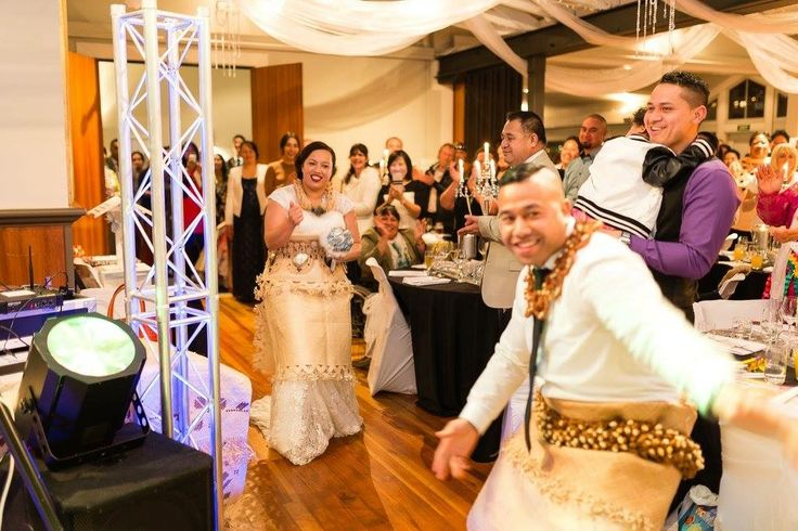 Let your culture shine! Your culture doesn't have to be an obligatory bore at family events! Honestly I love being a Kiwi- Samoan and love my new Tongan family! We showed that through our clothing for the reception, and also it was a bonus as I didn't have to keep fussing over my dress! Lol! But you can have culture and stick to a reasonable schedule so guests aren't restless! The dj and I had codes by the end of the night about when to turn down music and round up performances etc and…