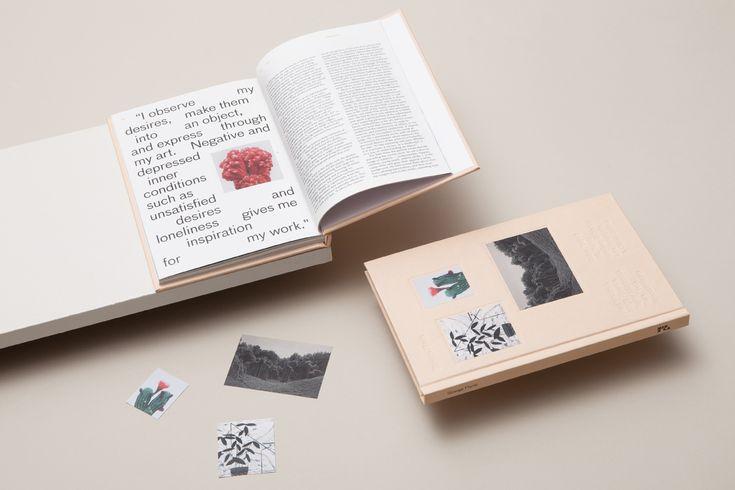 Strange Plants #edition #book #fabrication