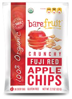 Available in a big-ole bag at Costco.  Makes a great afternoon crunchy sweet snack.  Organic Fuji Red Apple Chips
