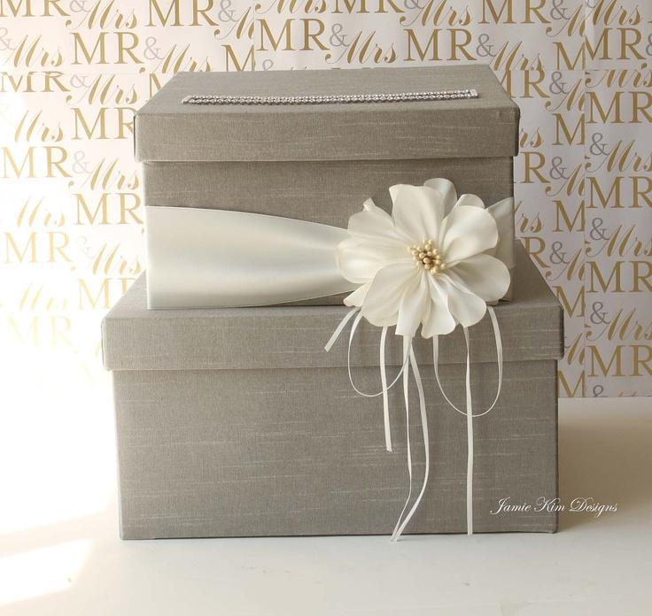 Wedding Card Box. Easy DIY