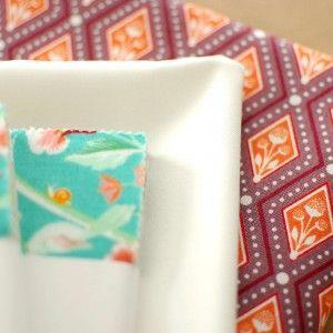 Birds & Berries Quilt Kit Berry - Warp & Weft | Exquisite Textiles