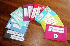 DIY Öffne wenn Briefumschläge + Anleitung