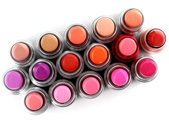My MAC Lipstick Collection 2013 Swatches & Brief Formula Review