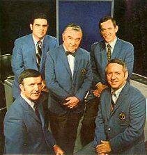 Chicago Channel 7 News Team circa 1970's:  John Drury, Fahey Flynn, Joel Daly, John Coleman, Bill Frink