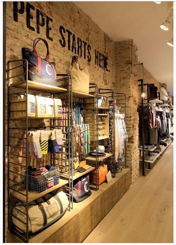 vitrine visual merchandising pinterest vitrines magasin et magasins de v tements. Black Bedroom Furniture Sets. Home Design Ideas
