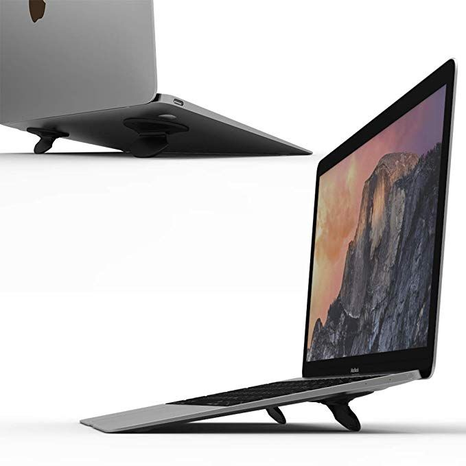 Cqtech Laptop Stand Portable Laptop Stand For Desk Invisible