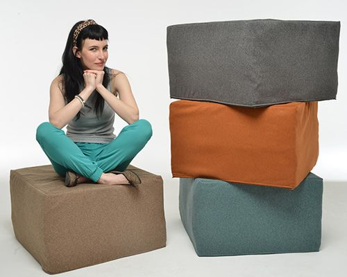 £83 Cube Bed Felt Cover