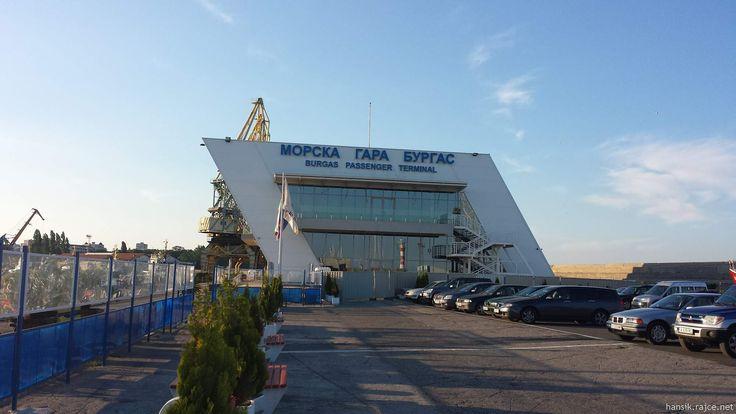 My work trip to Bulgaria, Burgas