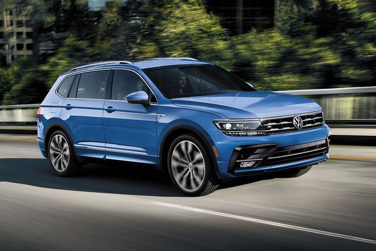 2021 Volkswagen Tiguan Review, Pricing, and Specs ...