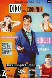 Shirley fait sa crâneuse, face à Dino, fameux crooner italien. Elle, reconnaissable entre mille. Son rire. Elle bêle. Etrangement, c'est charmant. Un atout singulier que seuls les italiens savent reconnaître et apprécier à leur juste mesure. Esthètes....