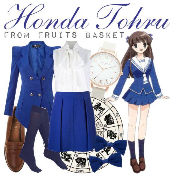 """[Fruits Basket] Honda Tohru"" By Animangacouture On"
