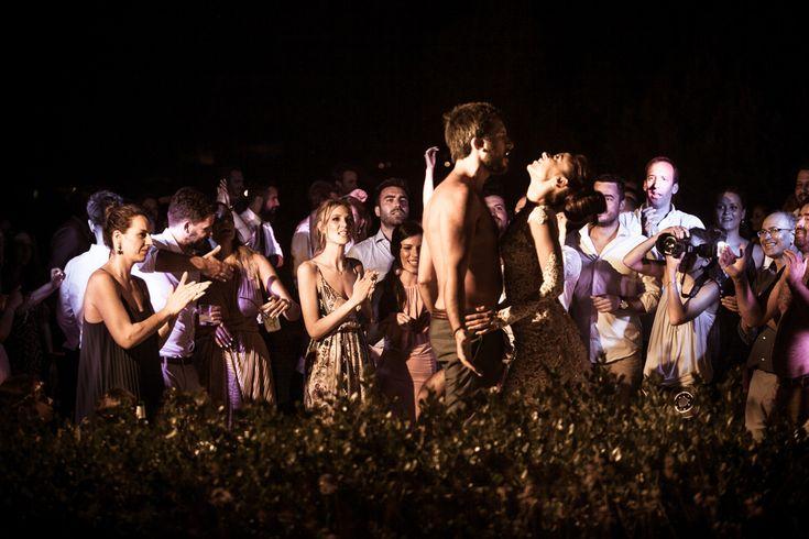 bridal bouquet wedding party antiparos villa island greece paros