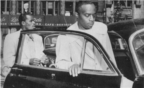"Ellsworth ""Bumpy"" Johnson (Front) a true Harlem Godfather.... American Gangster Myth - Gangsters Inc."