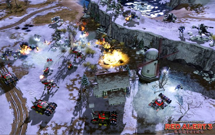 Download .torrent - Command & Conquer Red Alert 3 – PS3 - http://gamingsnack.com/command-conquer-red-alert-3-ps3/