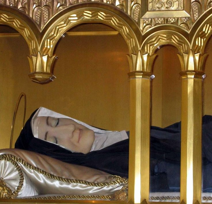 St Louise De Marillac Prayer | Sainte Louise de Marillac - Photo de Corps des Saints - images saintes