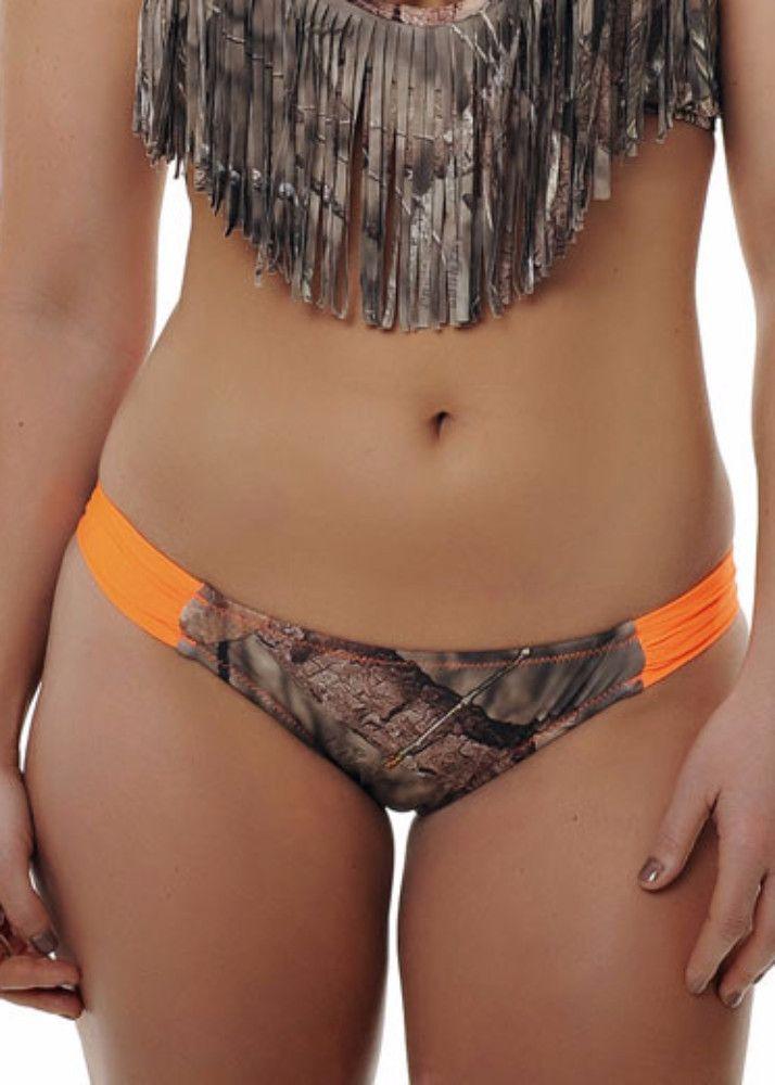 Fringe Bikini Bottom Mossy Oak Break Up Country