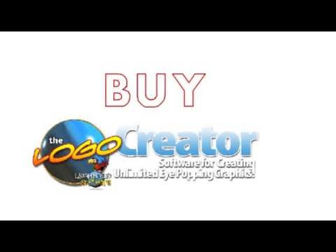 The LOGO CREATOR SOFTWARE  My first original video creation :)