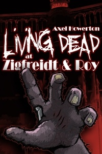 Axel Howertons darkly humorous, 5-star Vegas apocalypse novella available for Kindle - www.amazon.com/...