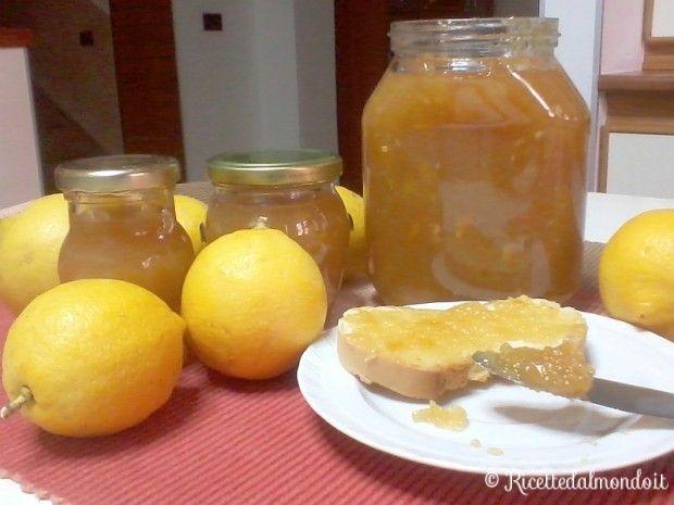 Ricetta per Marmellata di Limoni Bimby