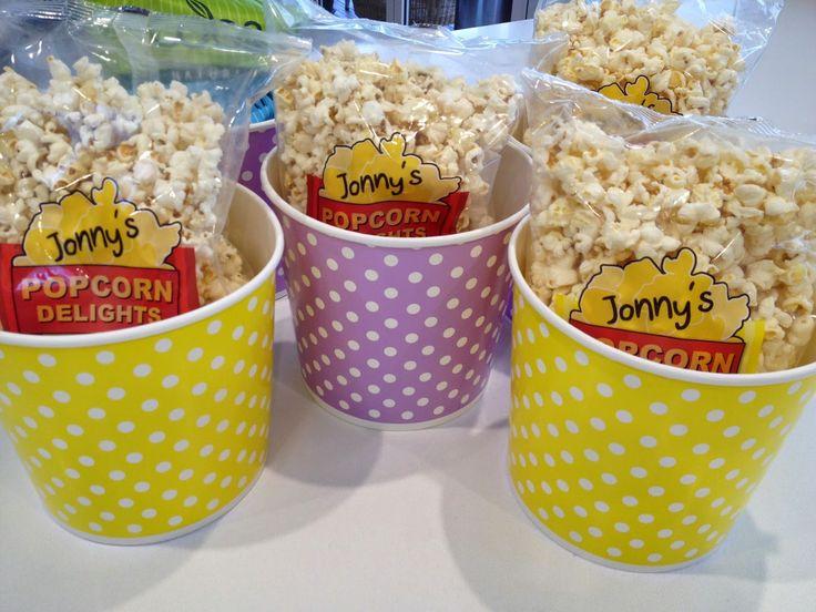 Gluten free movie night