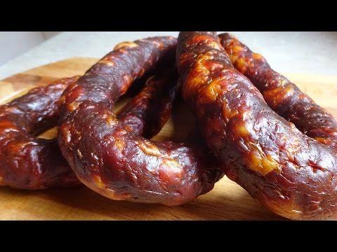 Колбаса полукопченая Краковская - YouTube