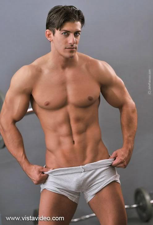 Zack Vazquez Naked 74
