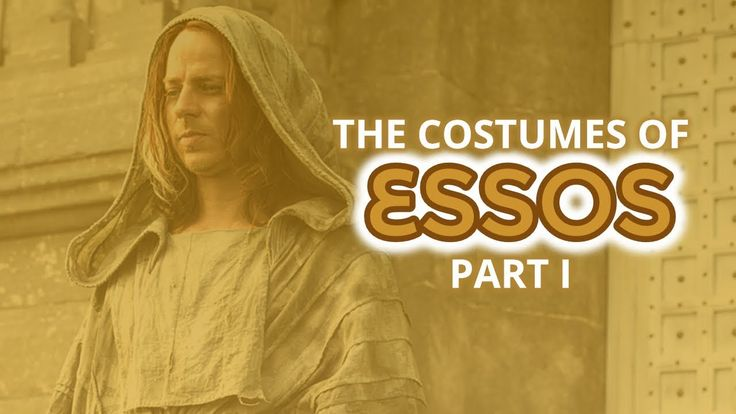 The Costumes of Essos Part I (Braavos, Pentos, Volantis)