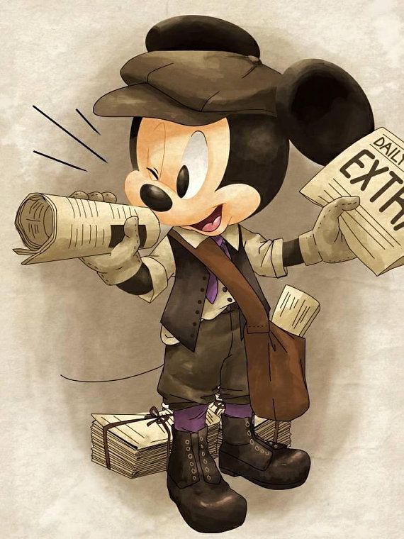 5D DIY Diamond Painting Disney Mickey Mouse watercolor Mosaic Cross Stitch Full Square Drill 3D Diam