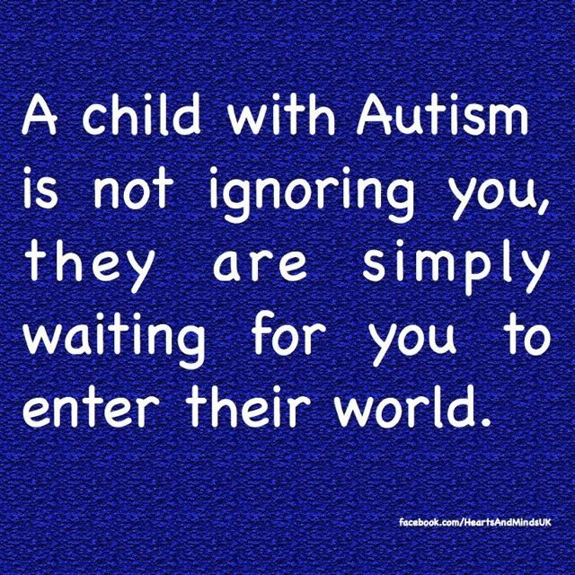 Autism.........Did you know ... ~Autism now affects 1 in 88 children and 1 in 54 boys ~More children will be diagnosed with autism this year than with AIDS, diabetes & cancer combined ~Autism is the fastest-growing serious developmental disability in the U.S.