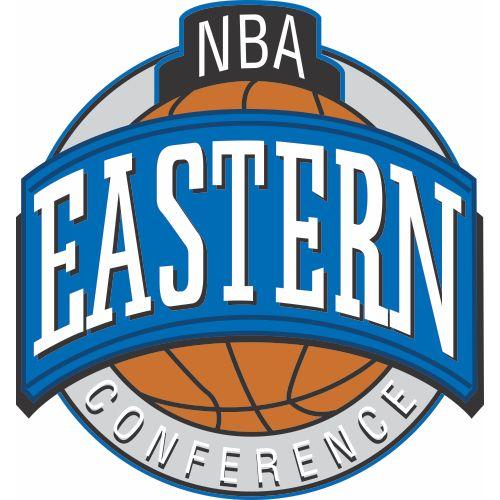The EAST Standings: 1) @ATLHawks, 2) @Cavs, 3) @ChicagoBulls, 4) @Raptors, 5) @WashWizards, 6) @Bucks, 7) @Celtics, 8) @BrooklynNets