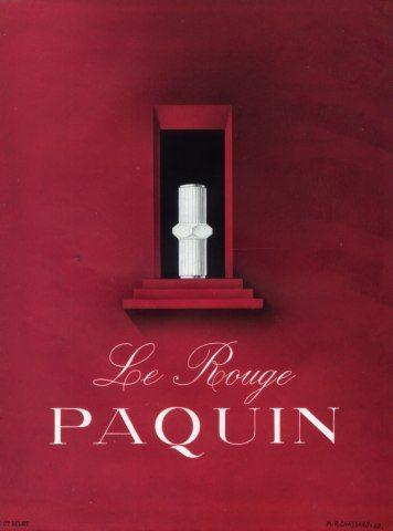 Paquin Le Rouge 1948