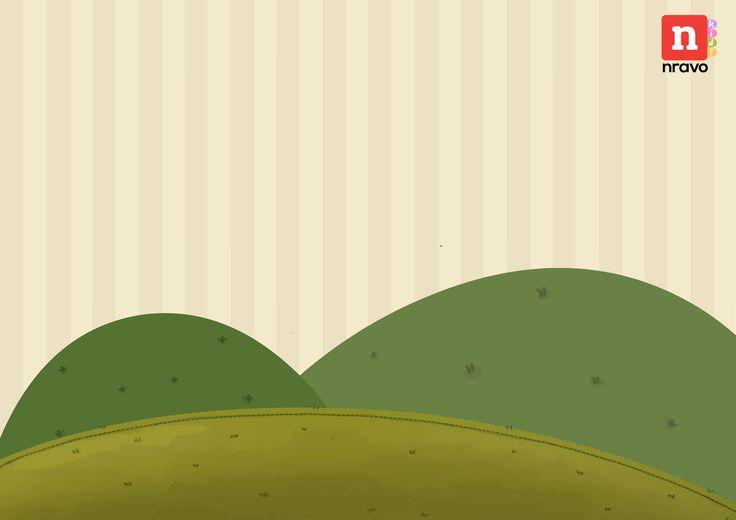 Наклейте вирізані Нравки-витинанки.  Розміщуйте об'єкти за власним побажанням.