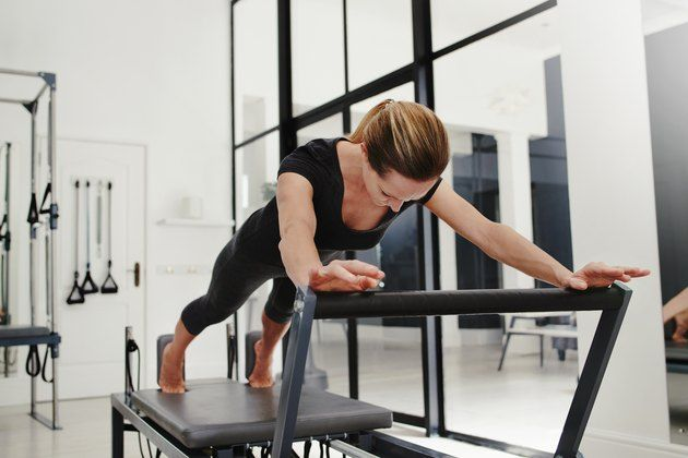 Mat Vs Reformer Pilates What Are The Differences And Which Is Better S Izobrazheniyami