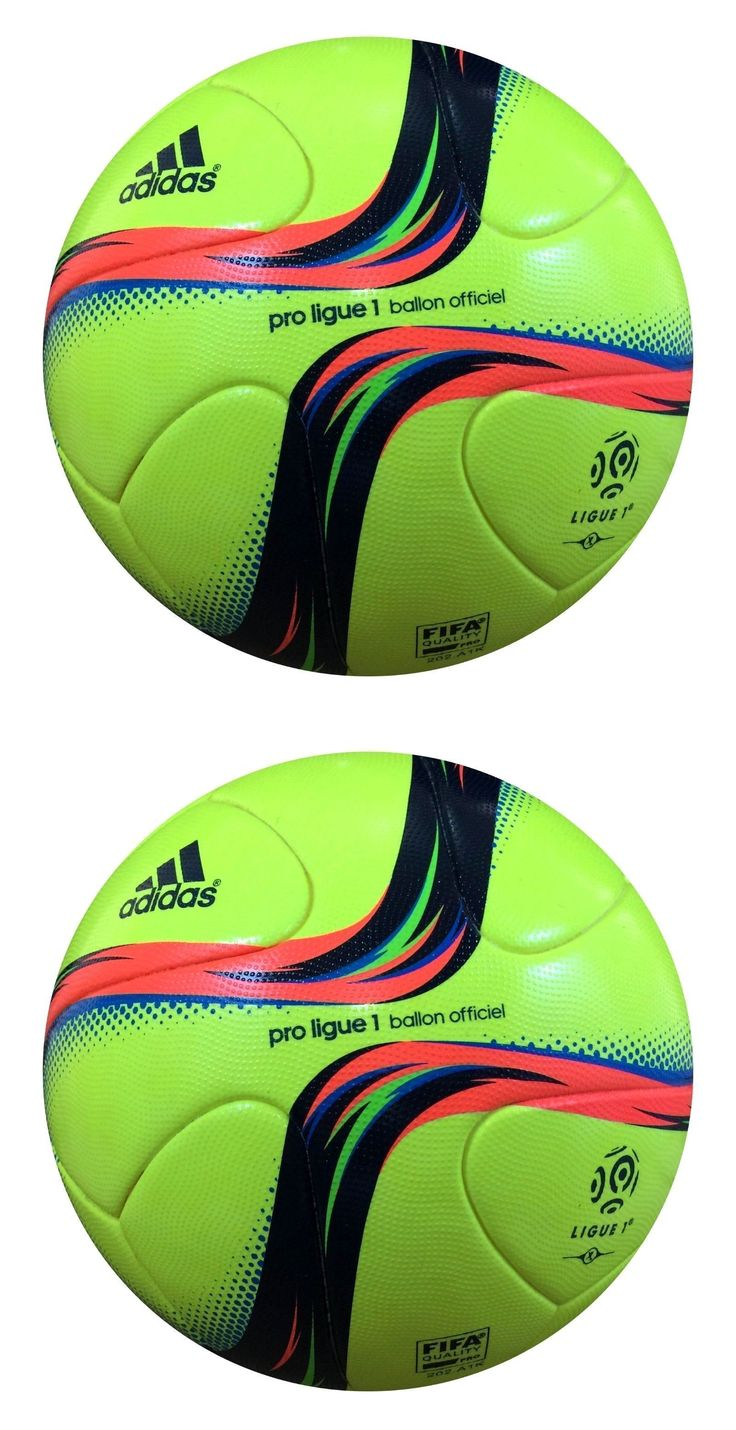 Balls 20863: New Official Adidas Match Ball Pro Ligue 1 French Soccer League 2016 2017 Ballon -> BUY IT NOW ONLY: $89 on eBay!