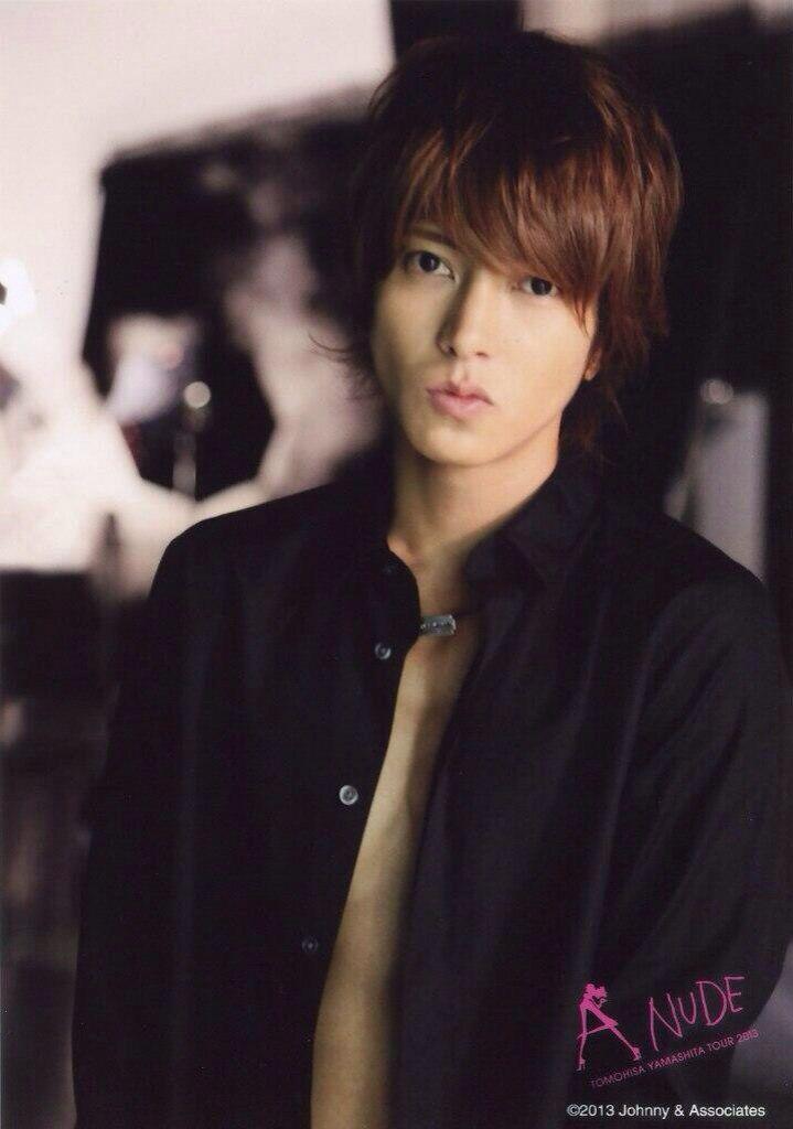 Like Tomohisa Yamashita hair style in this pic